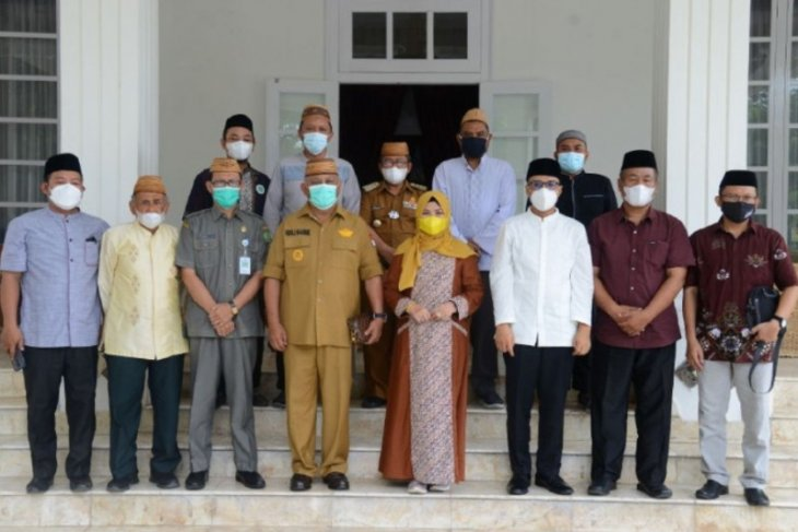 Gubernur Gorontalo bahas isu radikalisme dengan MUI