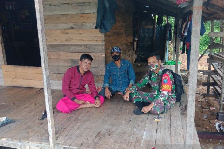 Kodim Kubu Raya gelar  Komunikasi Sosial bangun keakraban dengan masyarakat