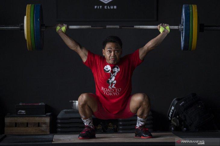 Lima lifter Indonesia lolos kualifikasi menuju Olimpiade Tokyo