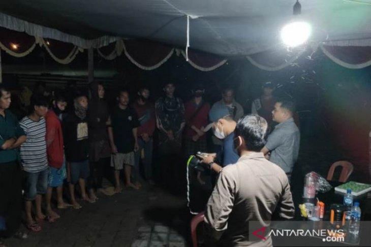 Polres Bangka Selatan data pemilik ponton selam yang telah diterbitkan