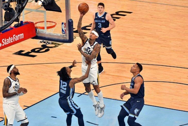 Jazz selangkah lagi melenggang ke semifinal NBA Wilayah Barat