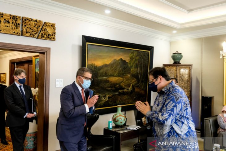 Indonesia, UK discuss preparations for COP26 FACT dialog