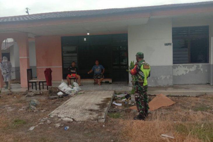 20 karyawan LNK di Dusun Emplasmen Wampu Langkat terpapar COVID-19