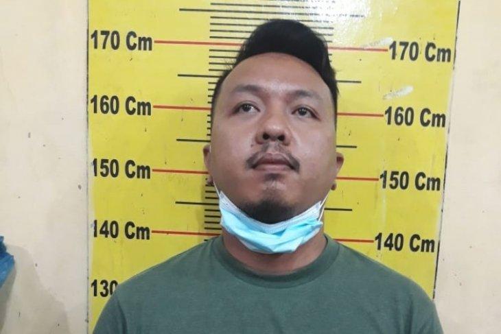 Polisi tangkap suami  aniaya istri di Medan