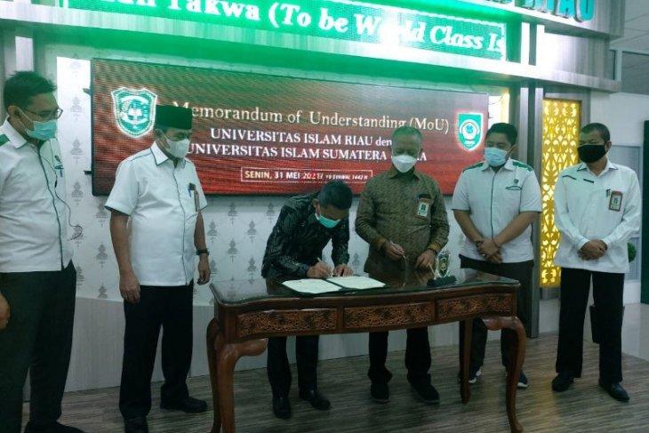UISU-UIR kerjasama peningkatan  pendidikan dan penelitian