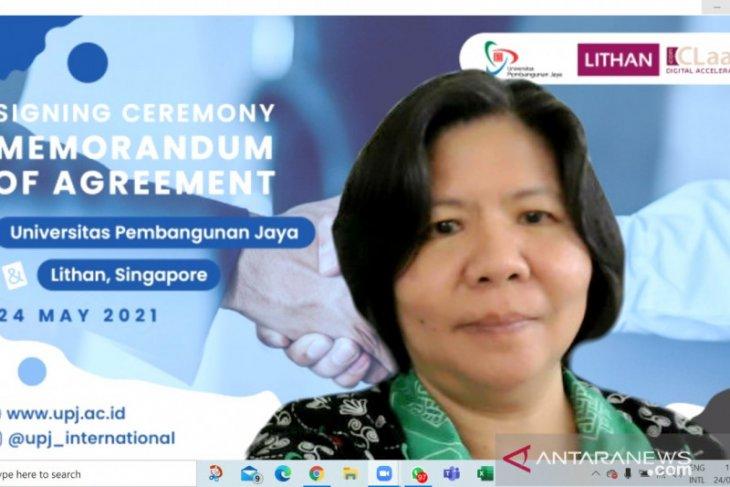 UPJ jalin Tangsel kerja sama dengan Lithan Academy