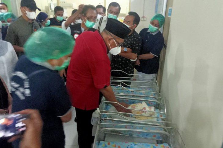 Ada apa  Gubernur Maluku mendadak kunjungi RSUD Haulussy Ambon