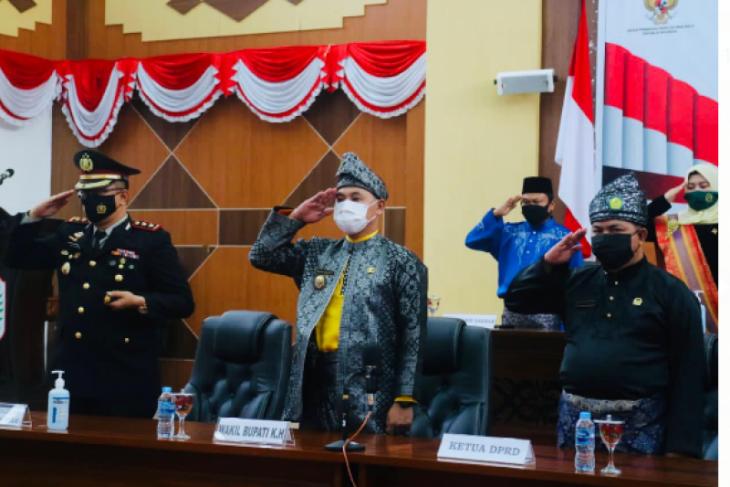 Wahyudi: Pancasila untuk Indonesia tangguh dan Kapuas Hulu Hebat