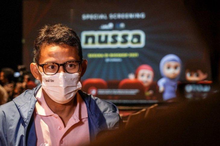 Menparekraf puji kehadiran film animasi buatan anak negeri