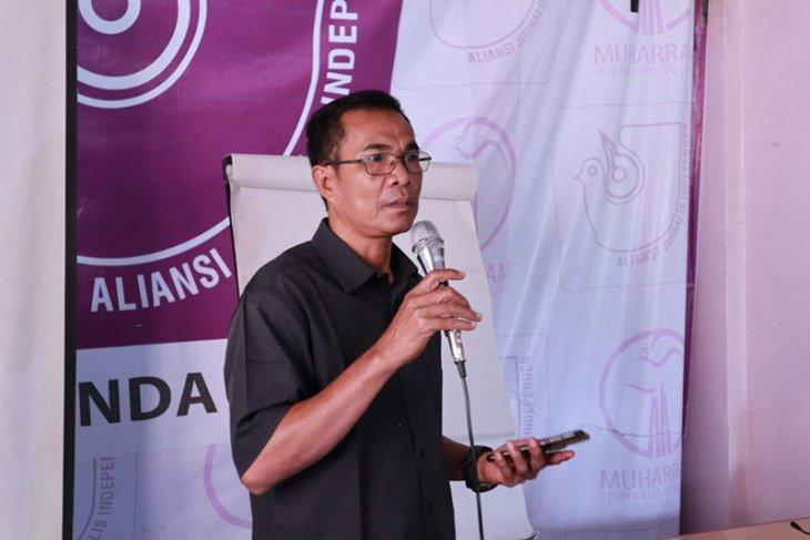 AJI desak polisi tuntaskan kasus pembakaran rumah wartawan di Aceh Tenggara