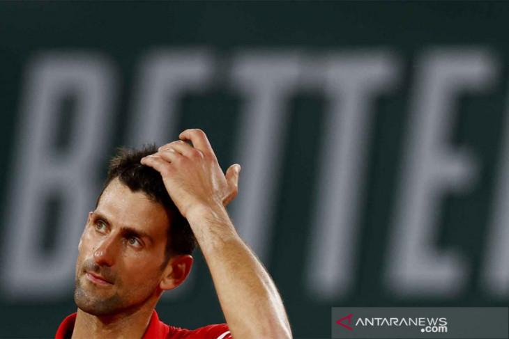 Olimpiade Tokyo: Djokovic jajal venue, siap hidupkan mimpi Golden Slam