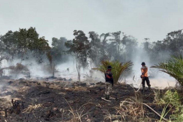 TNI-Polri patroli terpadu cegah karhutla di Kabupaten Kapuas Hulu