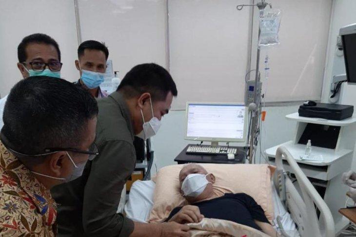 Walikota Samarinda ajak masyarakat doakan kesembuhan awang faroek