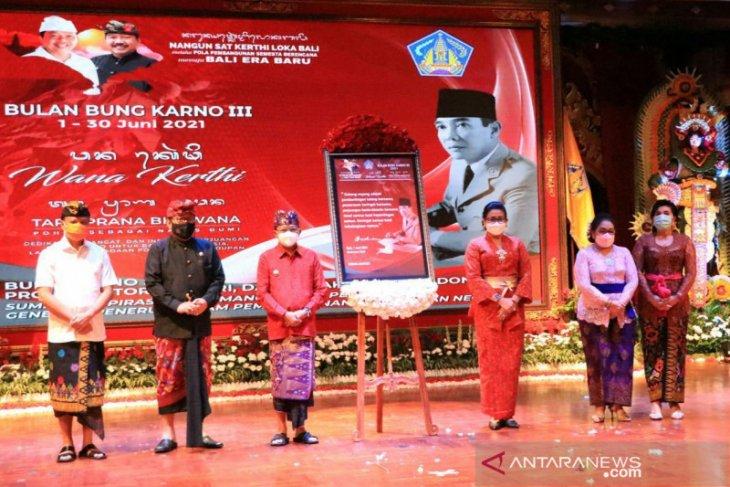 Gubernur Bali inginkan semua desa gelar Bulan Bung Karno perlu dicontoh di Maluku
