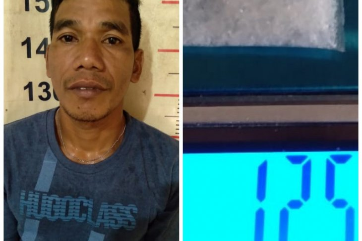 Polsek Tanjung Pura Langkat tangkap Syahrul miliki sabu-sabu 1,25 gram