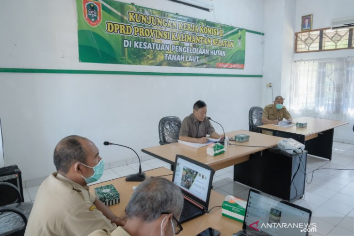 KPH Tala diharapkan mampu jalankan layanan secara mandiri