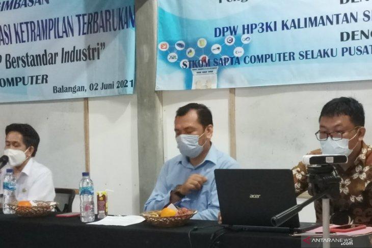 32 peserta ikuti pengimbasan PPKSDM LKP berstandar industri STKOM SC
