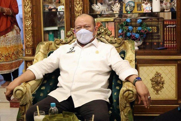 Ketua DPD RI minta Pemkot Banda Aceh percepat relokasi Pasar Al-Mahirah