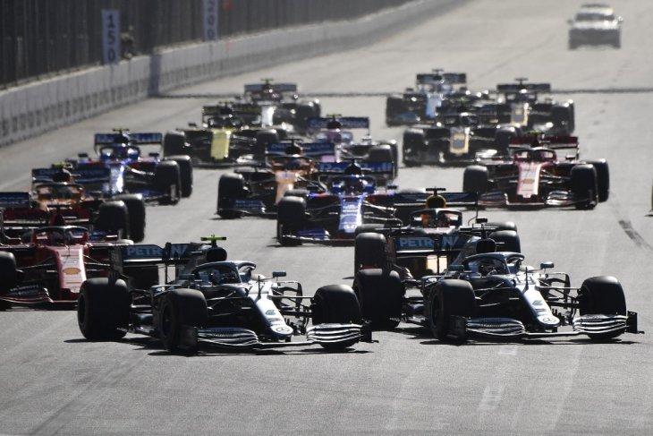 Red Bull waspadai serangan balasan Mercedes di Azerbaijan