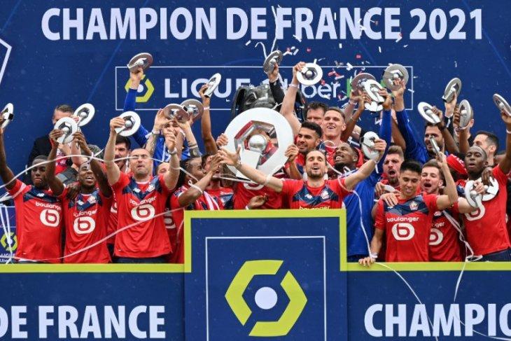 Ini peserta Ligue 1 Prancis mulai musim 2023-2024
