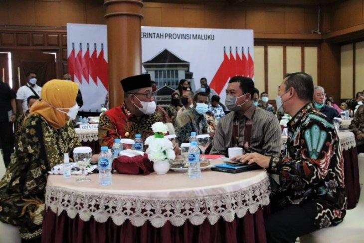 Gubernur Murad  Masyarakat Maluku harus terlibat kelola Blok Migas Masela. Perlu direalisasikan