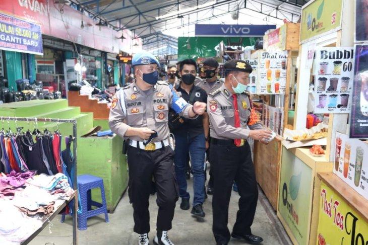Polda Sumut  gencarkan operasi pendisiplinan warga siang dan malam