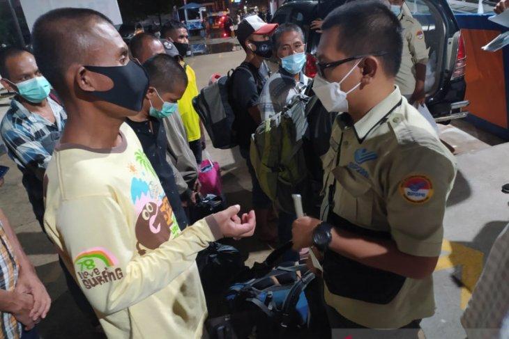 BP2MI Pontianak bantu pemulangan 50 pekerja migran ke daerah asal