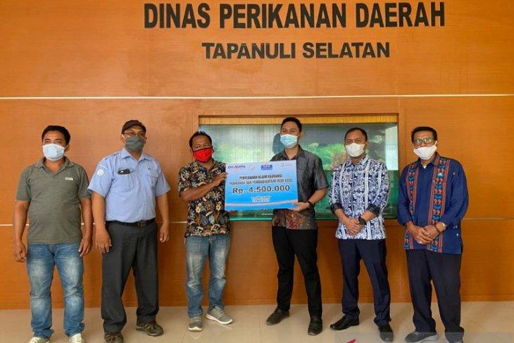 Ingat tidak! kasus ribuan ikan lele mati mendadak di Tantom, Asuransi Jasindo sudah ganti rugi