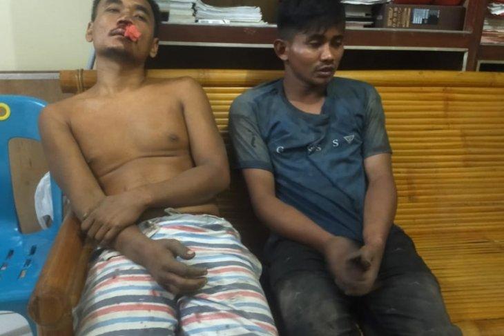 Polsek Binjai Kota terima dua tersangka pencuri sepeda motor