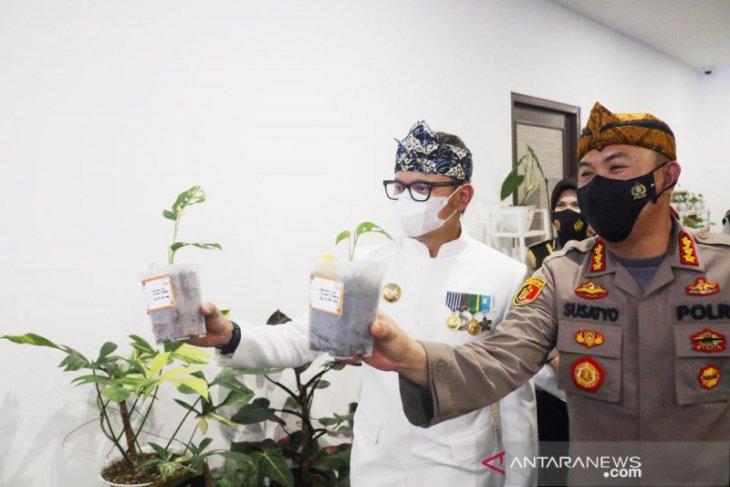 Pemkot Bogor dan Polresta kolaborasi bangkitkan UMKM