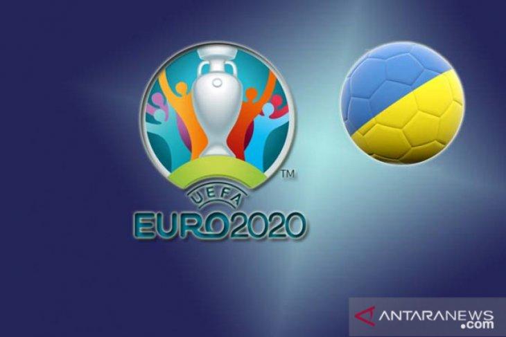 Berikut ini data dan fakta timnas Ukraina di ajang Euro 2020
