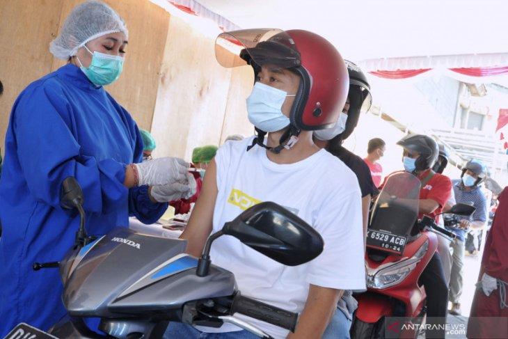Pemkab Badung yakin target vaksinasi COVID-19 tercapai