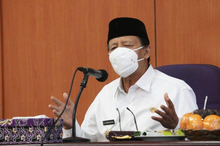 Gubernur Banten kembali perpanjang PPKM mikro antisipasi penyebaran COVID-19