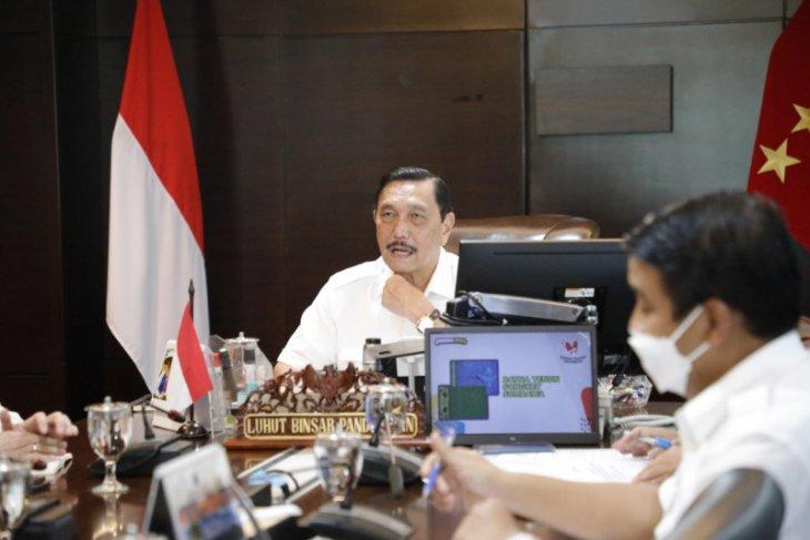 Luhut tekankan pentingnya pembangunan infrastruktur di Maluku Utara. Begini penjelasannya