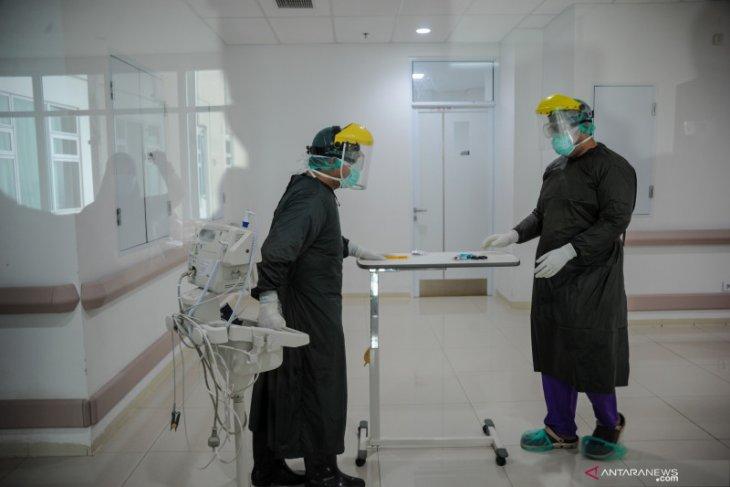 Studi RSCM: Pasien COVID-19 anak berisiko  tinggi kematian