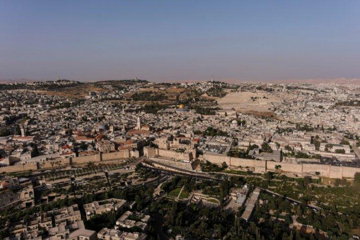 Polisi Israel tahan aktivis Yerusalem Timur