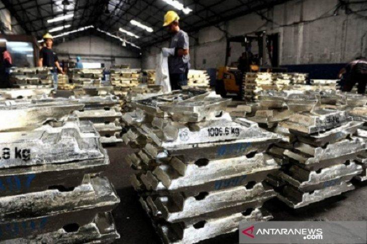 Nilai ekspor Babel naik 186,09 persen didominasi komodi timah