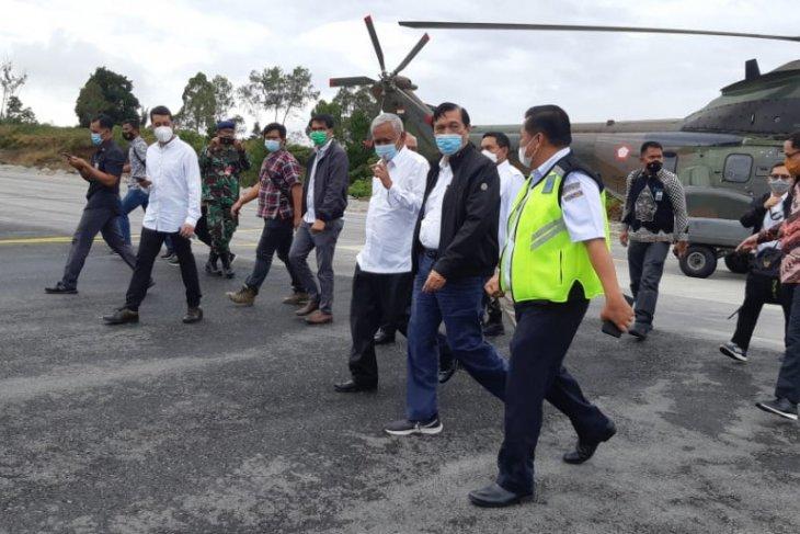 Kepala UPBU FL Tobing menangkan sidang gugatan perdata atas tanah di Bandara Sibisa