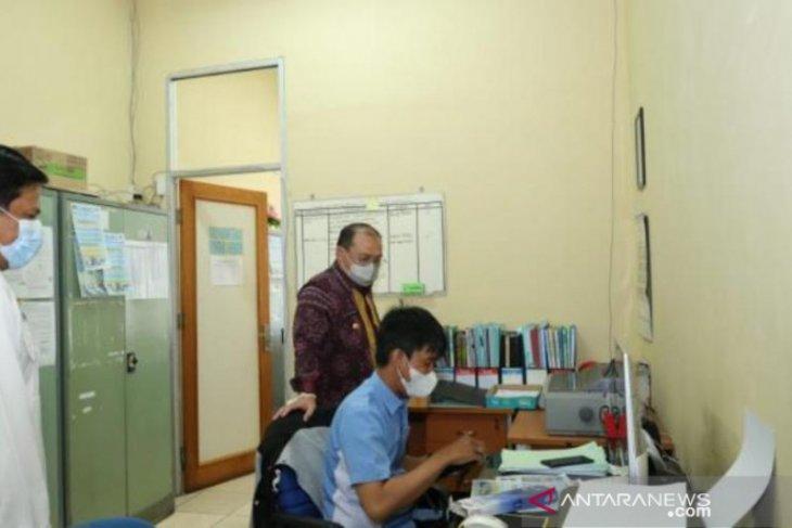 Gubernur Babel Sidak Kantor Samsat Tanjung Pandan