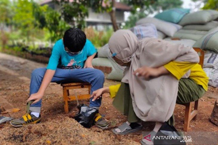 Bakat anak tetap bisa berkembang ditengah pandemi