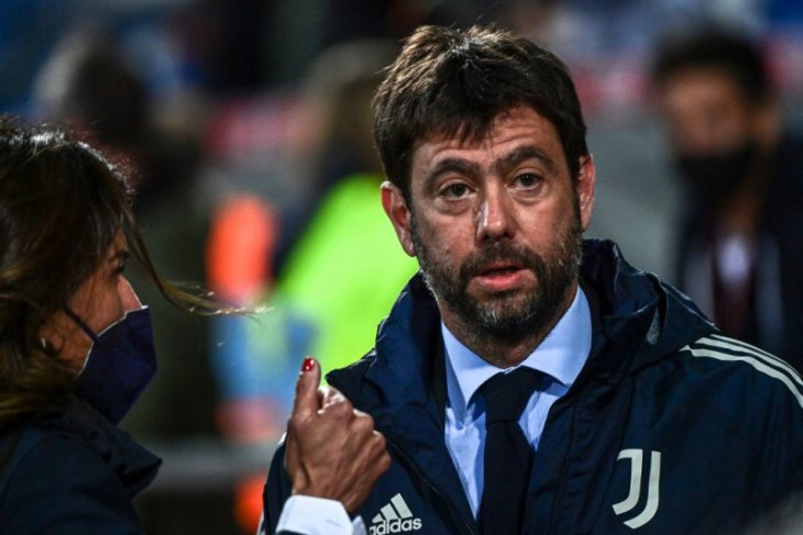 Agnelli: Liga Super bukan kudeta