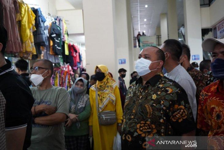 DPRD usul Blok F Pasar Kebon Kembang Kota Bogor dibuat agar aman dan nyaman