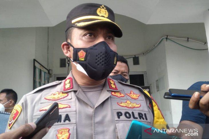 Puslabfor Mabes Polri gelar olah TKP kasus keracunan gas di Karawang
