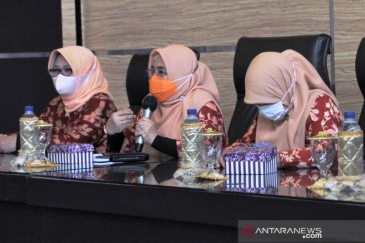 DWP Setda Batola gelar silaturahmi dan halal bihalal