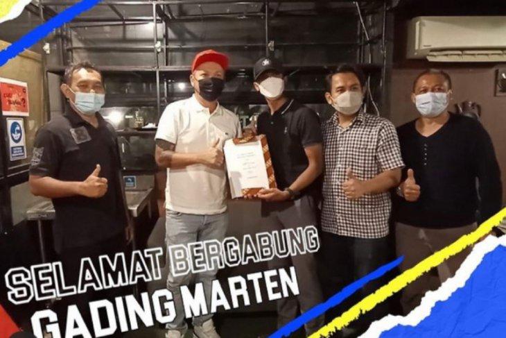 Aktor film Gading Marten akuisi Persikota Tangerang