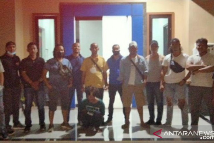Polres Bangka Selatan tangkap DPO pelaku curas