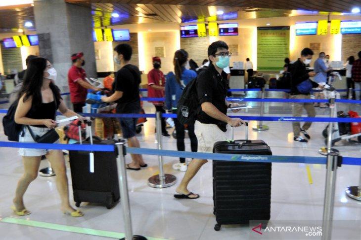 Mei 2021, Bandara Ngurah Rai layani 268 ribu penumpang
