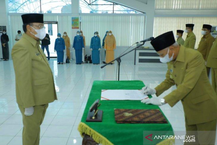 Jhon Hardi Nasution dilantik jadi Sekda Asahan