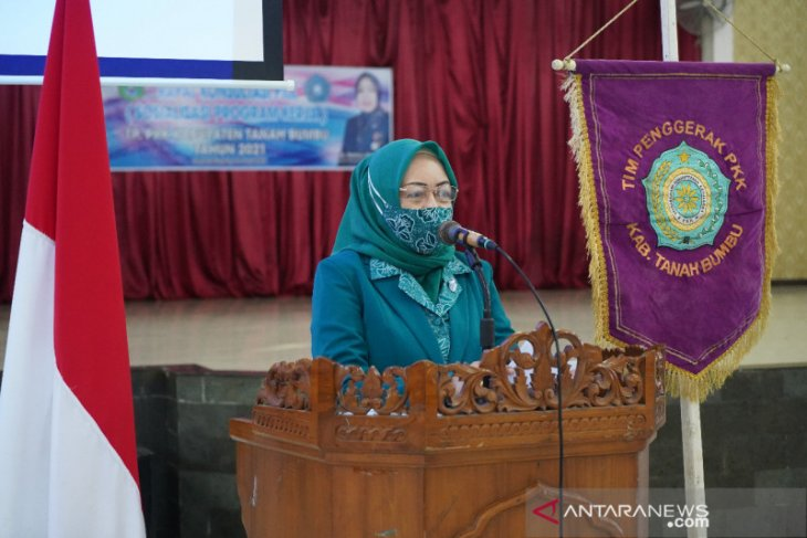 PKK Tanah Bumbu tindak lanjuti program kerja tingkat provinsi