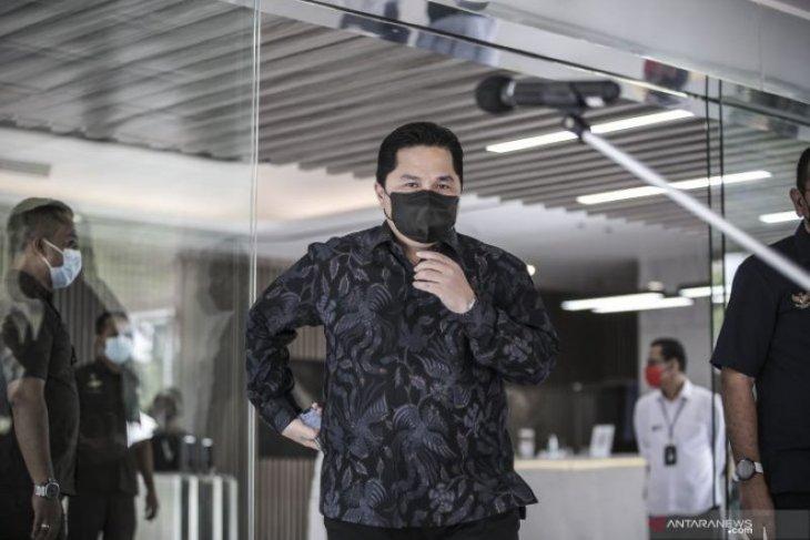 Rencana  Erick Thohir selamatkan Garuda dari ujung tanduk